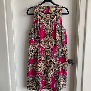 Anthropologie Dress w/ Peephole Back detail